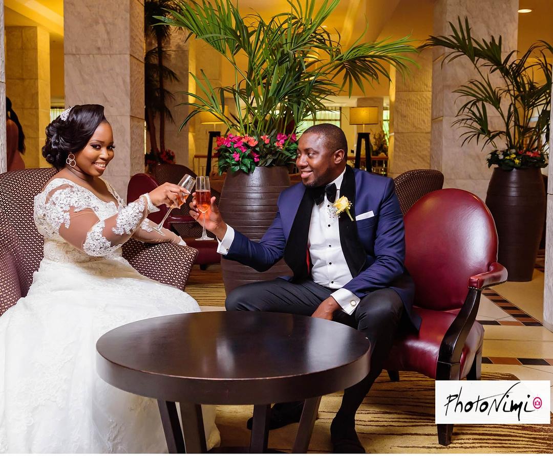 Derin & Debo, wedding photography, photonimi, bride, groom, nigeria
