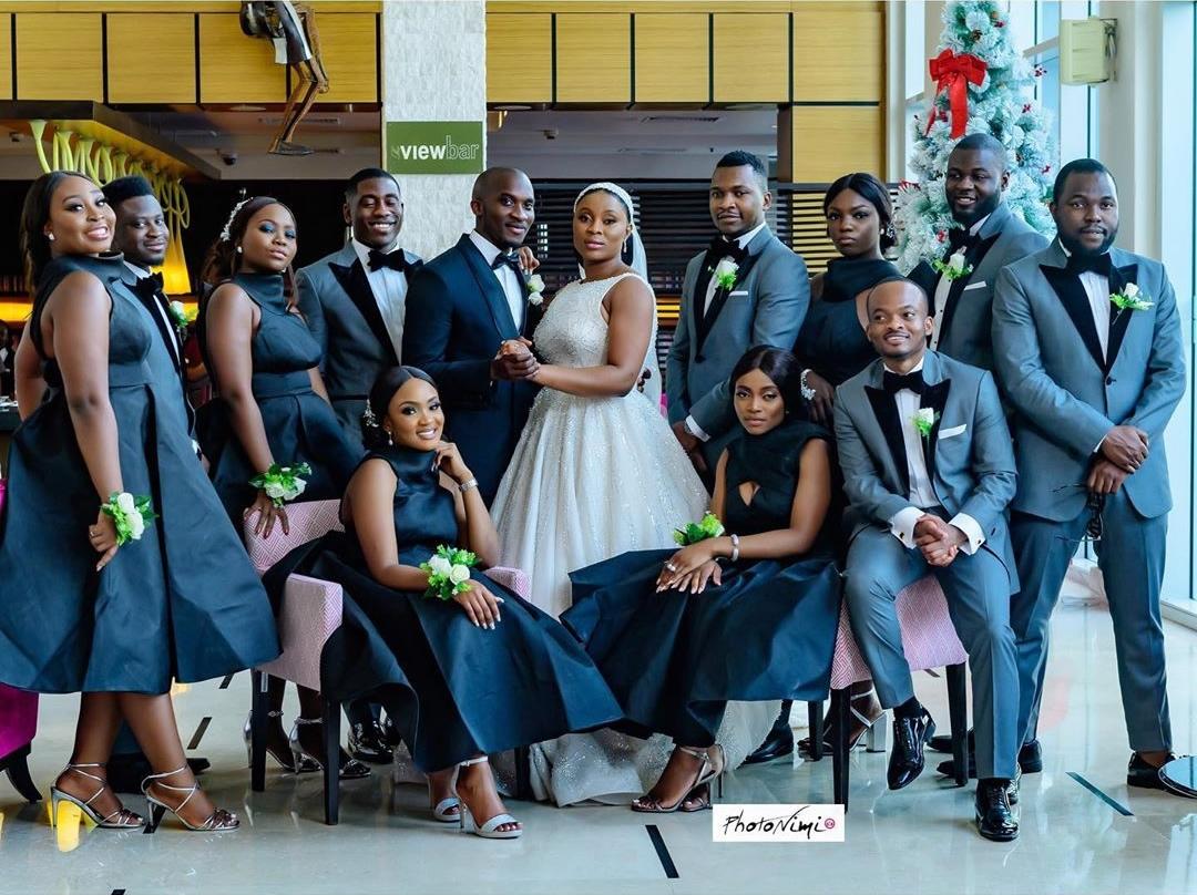 Wedding Photography – Olabisi & Tunde